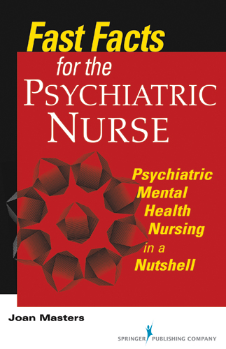 Matthews Dmu Bookstore Fast Facts For The Psychiatric Nurse