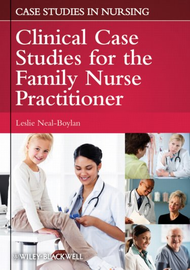 Clinical Case Studies for the Family Nurse Practitioner Cover Image
