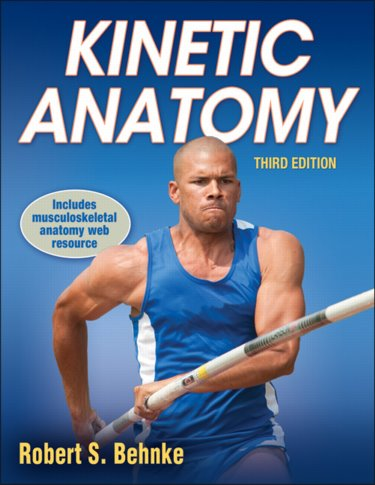 Kinetic Anatomy. Text with Internet Access Code for Companion Website Cover Image