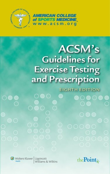 ACSM 8e Exercise Text; 3e Personal Trainer Text; 3e Physical Fitness Text; Strength Training Text and Williamson Text Package Cover Image