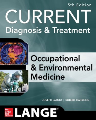 Current Occupational and Environmental Medicine Cover Image