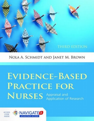 Evidence-Based Practice for Nurses: Appraisal and Application of Research. Text with Access Code Cover Image