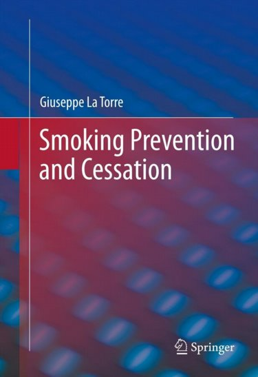 Smoking Prevention and Cessation Cover Image