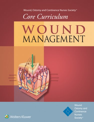 Core Curriculum Wound Management Cover Image