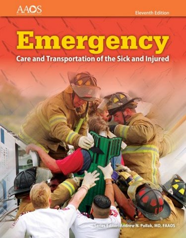 Emergency Care and Transportation of the Sick and Injured. Text with Access Code Cover Image