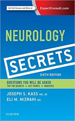 Neurology Secrets Cover Image
