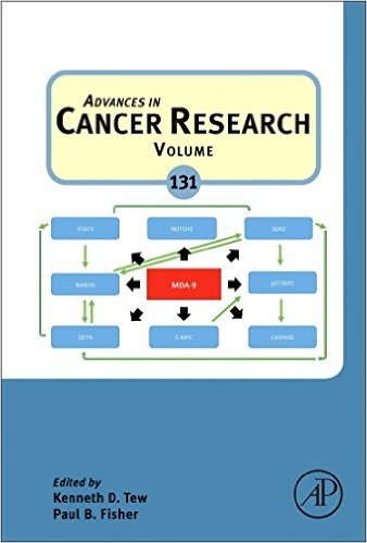 Advances in Cancer Research Cover Image