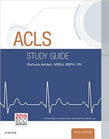 ACLS Study Guide Cover Image