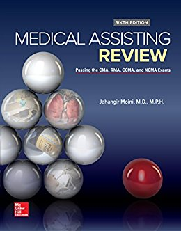 Medical Assisting Review: Passing the CMA, RMA, and CCMA Exams Cover Image