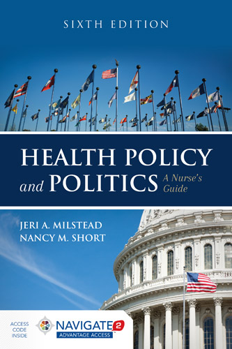 Health Policy and Politics: A Nurses Guide. Text with Access Code Cover Image