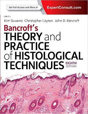 Bancroft Histological Techniques Book