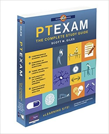 PTEXAM: The Complete Study Guide Cover Image