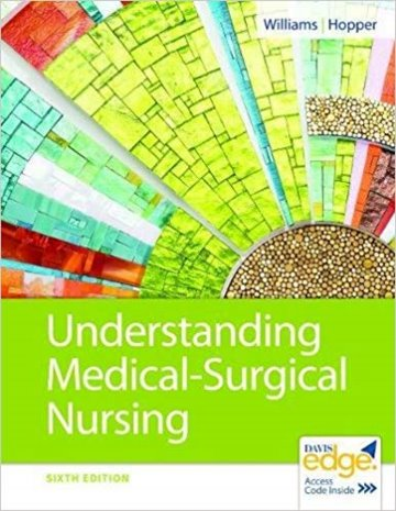 Understanding Medical Surgical Nursing. Text with Access Code Cover Image