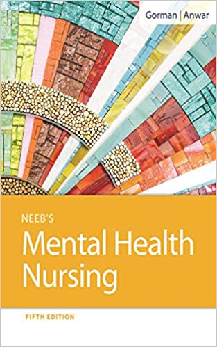Neebs Mental Health Nursing Cover Image