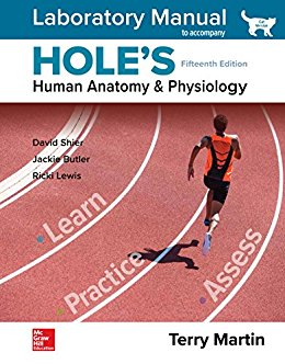 Holes Anatomy and Physiology Package. Includes Looseleaf Textbook, Lab Manual and Connect Access Card Cover Image