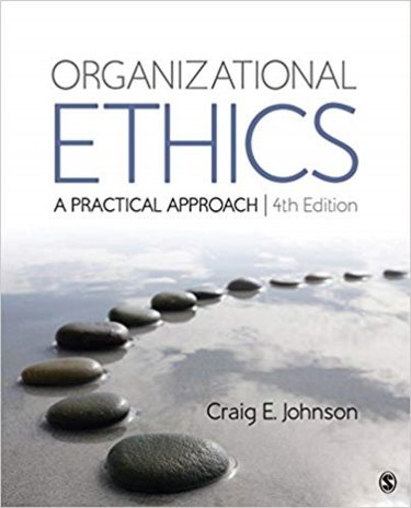 Organizational Ethics: A Practical Approach Cover Image