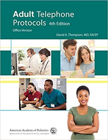 Adult Telephone Protocols: Office Version Cover Image
