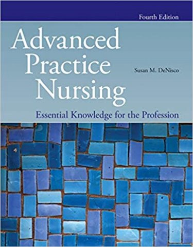 Advanced Practice Nursing: Essential Knowledge for the Profession Cover Image