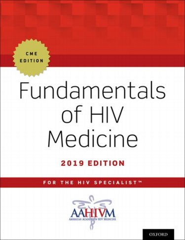 AAHIVM Fundamentals of HIV Medicine 2019: For the HIV Specialist. (CME Edition) Cover Image
