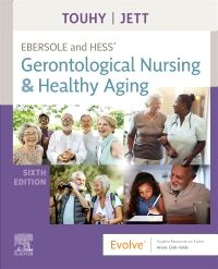 Ebersole and Hess Gerontological Nursing and Healthy Aging. Text with Evolve Cover Image