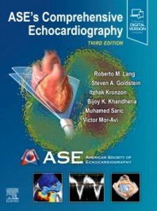 ASES Comprehensive Echoardiography. Text with Access Code Cover Image