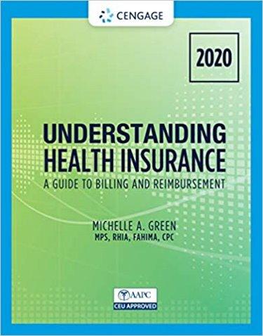 Matthews DMU Bookstore : Understanding Health Insurance: A ...