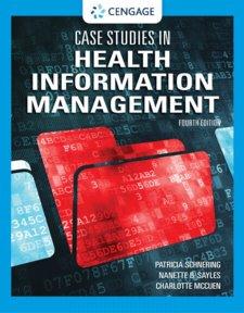 Case Studies for Health Information Management Cover Image