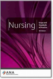 Nursing: Scope and Standards of Practice Cover Image