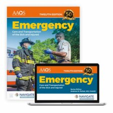 Emergency Care and Transportation of the Sick and Injured. Essentials Package Cover Image