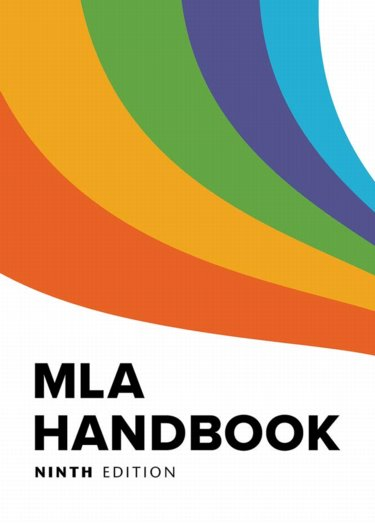 MLA Handbook for Writers of Research Papers Cover Image