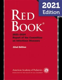 Red Book: 2021-2024 Report of the Committee on Infectious Diseases Cover Image