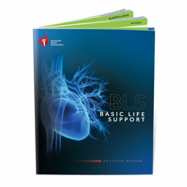 Basic Life Support: Provider Manual Cover Image