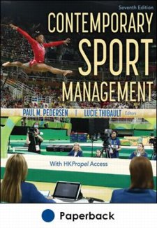 Contemporary Sport Management. Text with HKPropel Access Code Cover Image