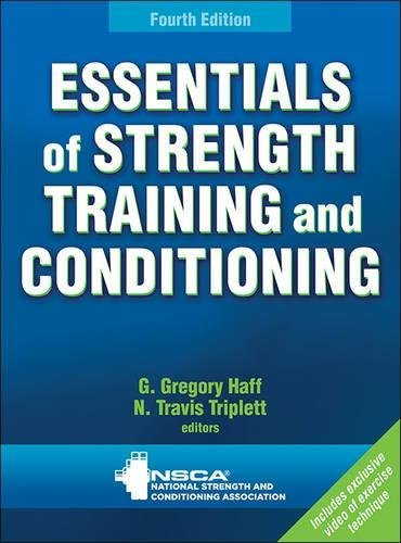 Essentials of Strength Training and Conditioning. With HK Propel Access Cover Image