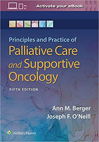 Principles and Practice of Palliative Care and Supportive Oncology. Text with eBook Access Cover Image