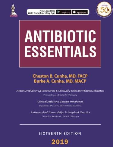 Antibiotic Essentials 2019 Cover Image