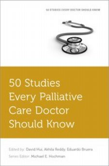 50 Studies Every Palliative Care Doctor Should Know Cover Image