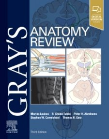 Grays Anatomy Review. Text with Digital Version Cover Image
