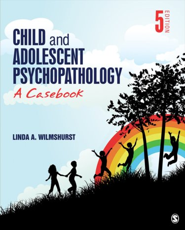 Child and Adolescent Psychopathology: A Casebook Cover Image