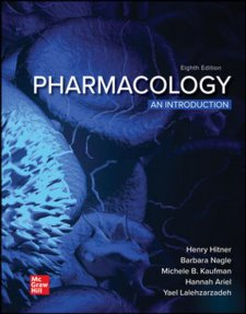 Pharmacology: An Introduction Cover Image