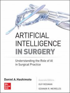 Artificial Intelligence in Surgery: Understanding the Role of AI in Surgical Practice Cover Image