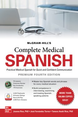 McGraw-Hills Complete Medical Spanish: Practical Medical Spanish for Quick and Confident Communication, Premium Cover Image