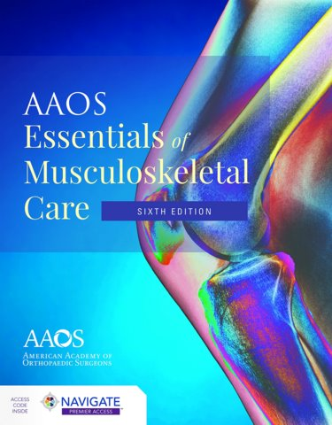 Essentials of Musculoskeletal Care 5 with Navigate Premier Cover Image
