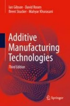 Additive Manufacturing Technologies Cover Image