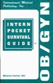 UCSF University Store: ER Intern Pocket Survival Guide : 0963406329