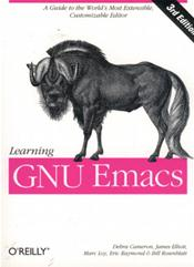 Learning GNU EMACS Cover Image