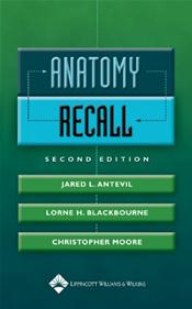 Anatomy Recall USMLE Step 1 Review