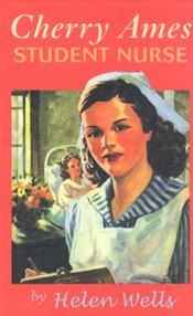 Cherry Ames, Student Nurse. Book 1 Cover Image