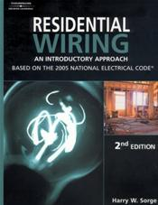 Residential Wiring: An Introductory Approach