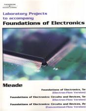 Foundations Of Electronics Lab Manual